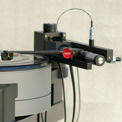 Airtangent 2002MKII   Linear-Tracking  Air-Bearing Tonearm